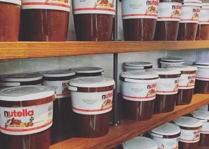 World Nutella Day: How to Celebrate {in Hoboken}