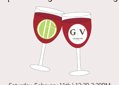 Speed Dating and Wine Tasting Event {2/11 at Grand Vin in Hoboken}