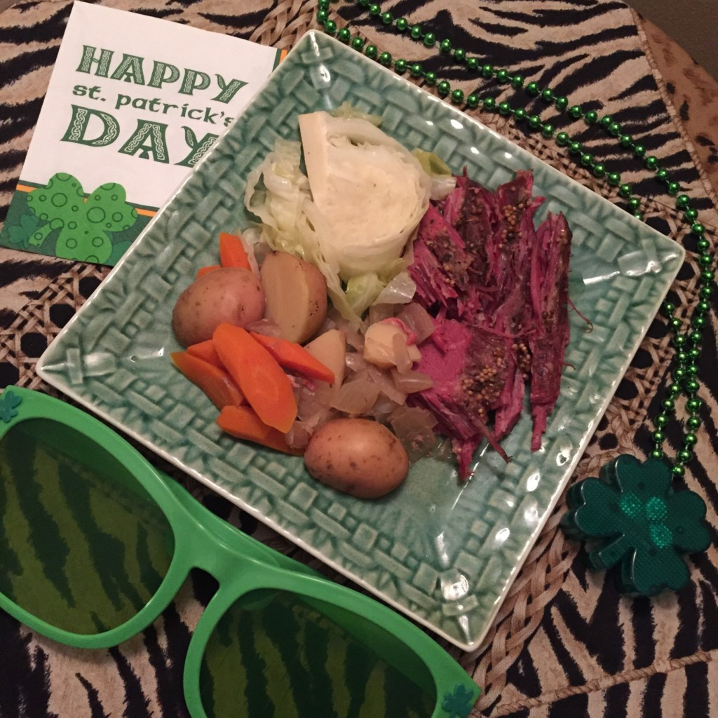 hoboken st patrick's day corned beef and cabbage