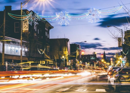 5 Unique Spots To Do Your Holiday Shopping {In Jersey City Heights}