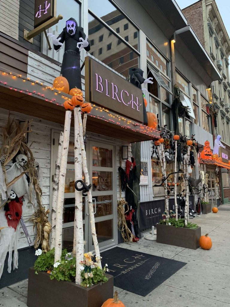 birch hoboken halloween