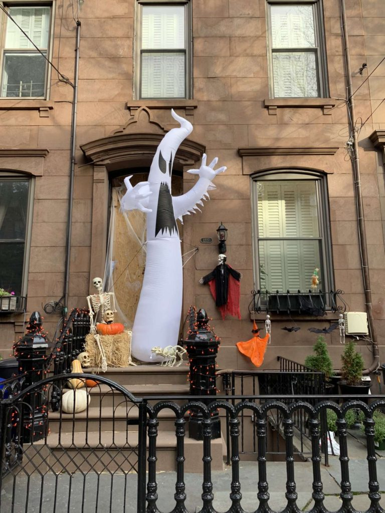 hoboken halloween decorations 2018