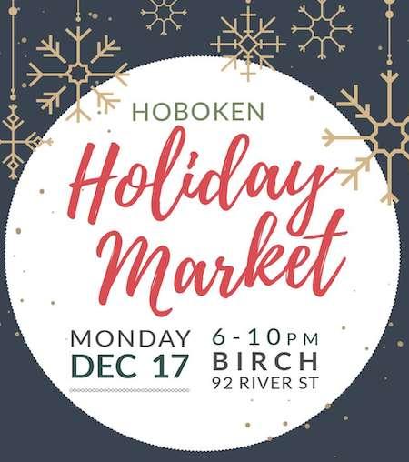 hoboken holiday market